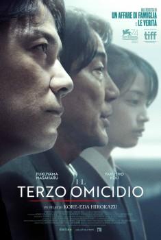 Il terzo omicidio (2017) Poster