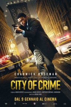 City of Crime (2019) Poster