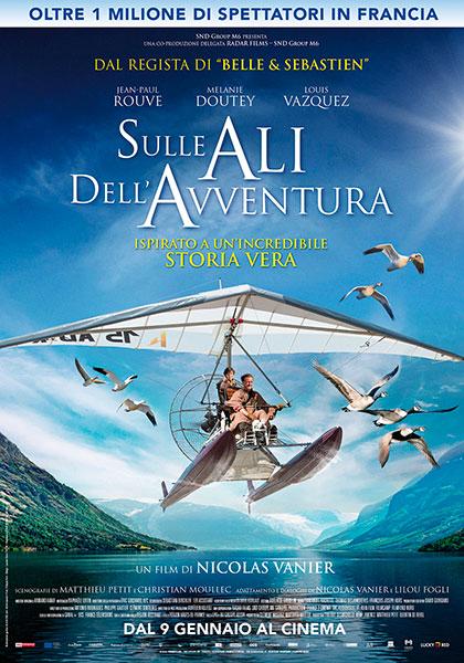Sulle ali dell'avventura (2019) Poster