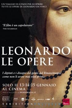 Leonardo. Le opere (2020) Poster