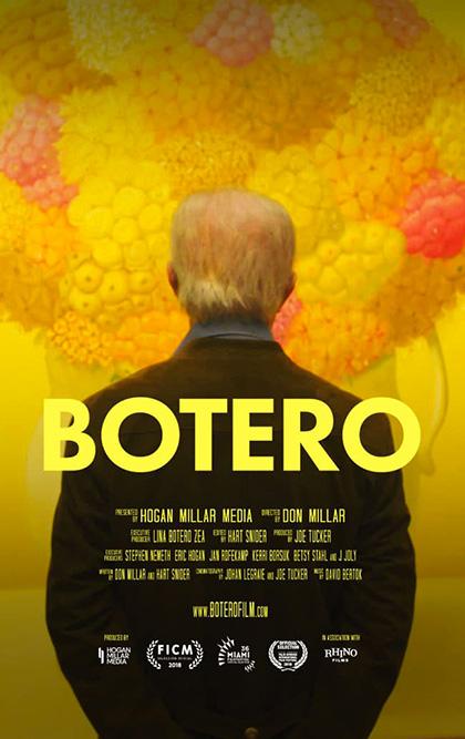 Botero (2018) Poster