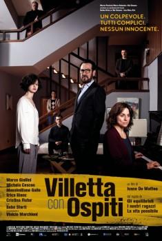 Villetta con ospiti (2020) Poster