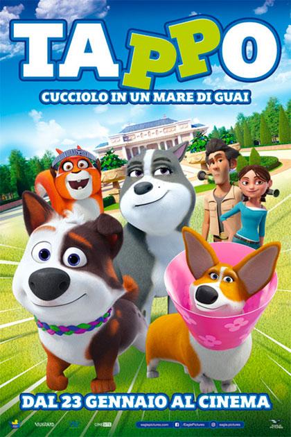 Tappo - Cucciolo in un mare di guai (2019) Poster