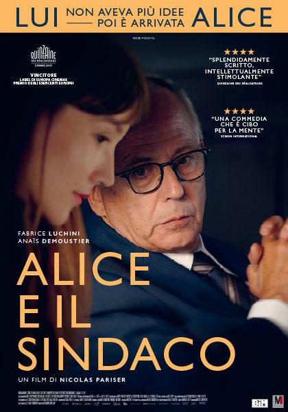 Alice e il sindaco (2019) Poster