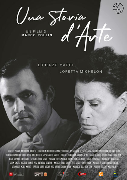 Una storia d'arte (2019) Poster