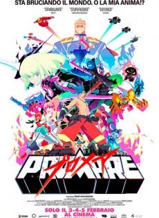 Promare (2019) Poster