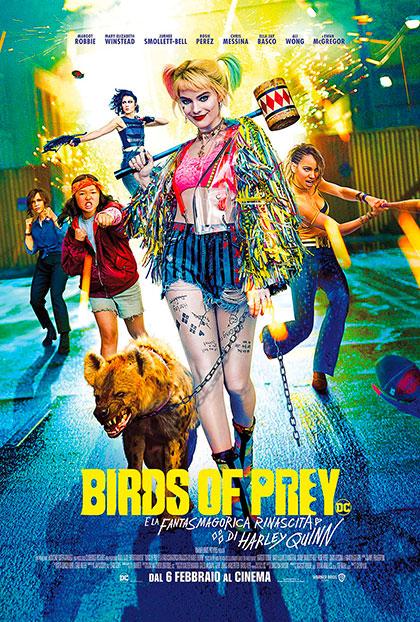 Birds of Prey (2020) Poster