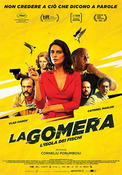 La Gomera (2019) Poster