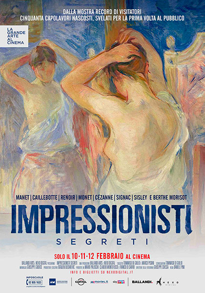 Impressionisti segreti (2020) Poster