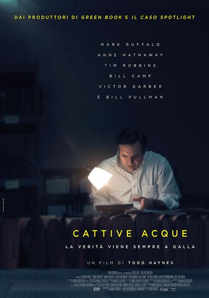 Cattive acque (2019) Poster