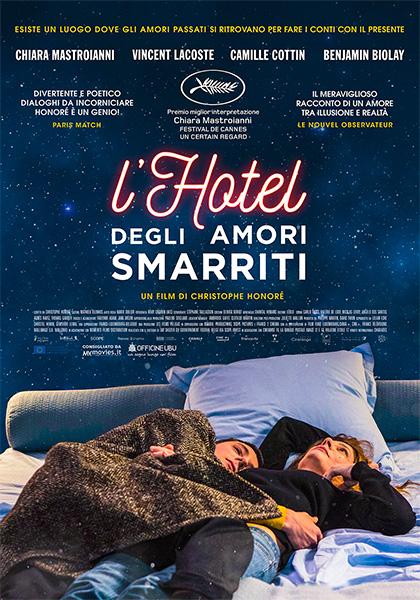 L'hotel degli amori smarriti (2019) Poster