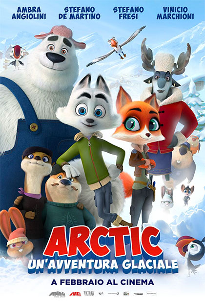 Arctic - Un'avventura glaciale (2019) Poster