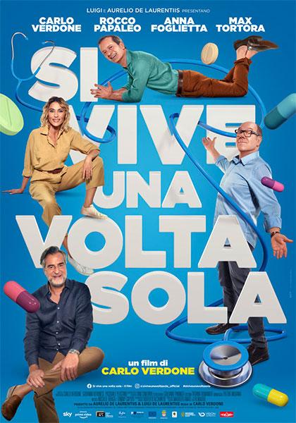 Si vive una volta sola (2020) Poster