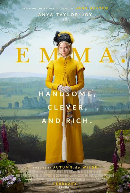 Emma (2020) Poster