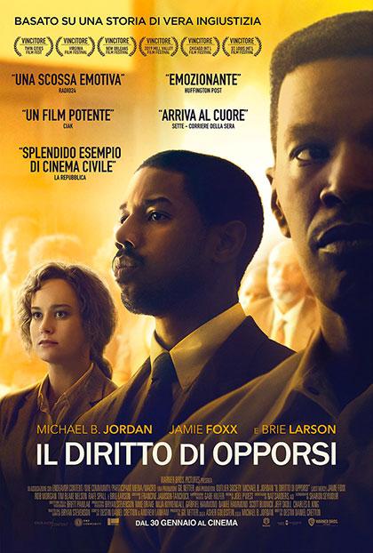 Il Diritto di Opporsi (2020) Poster