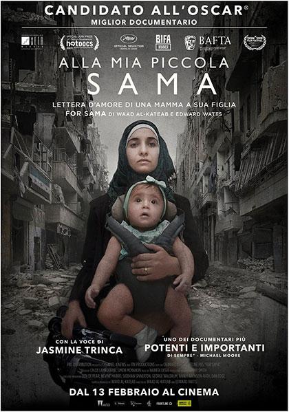 Alla mia piccola Sama (2019) Poster