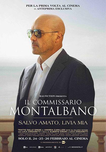 Il Commissario Montalbano: Salvo amato, Livia mia (2020) Poster