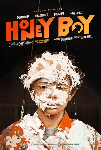 Honey Boy (2019) Poster