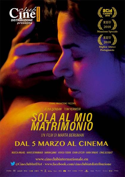 Sola al mio matrimonio (2018) Poster