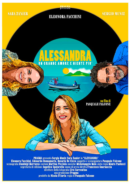 Alessandra - Un grande amore e niente più (2020) Poster