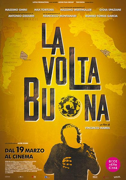 La volta buona (2019) Poster