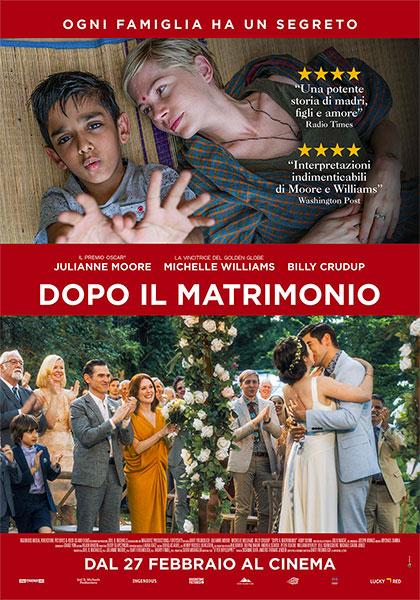 Dopo il matrimonio (2019) Poster