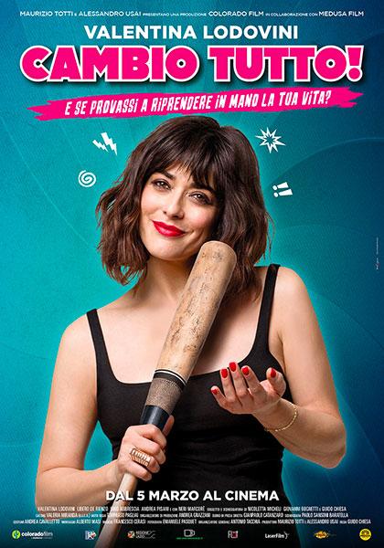 Cambio tutto (2020) Poster