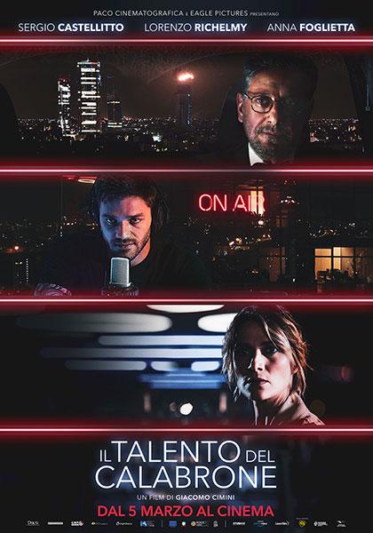 Il talento del calabrone (2020) Poster