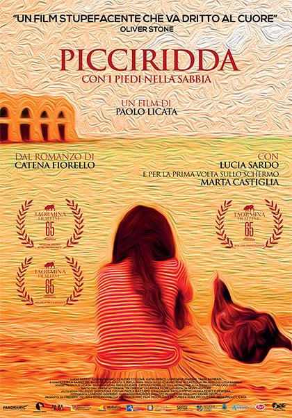 Picciridda - Con i piedi nella sabbia (2020) Poster