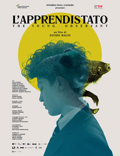 L'apprendistato (2019) Poster
