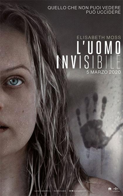 L'Uomo Invisibile (2020) Poster