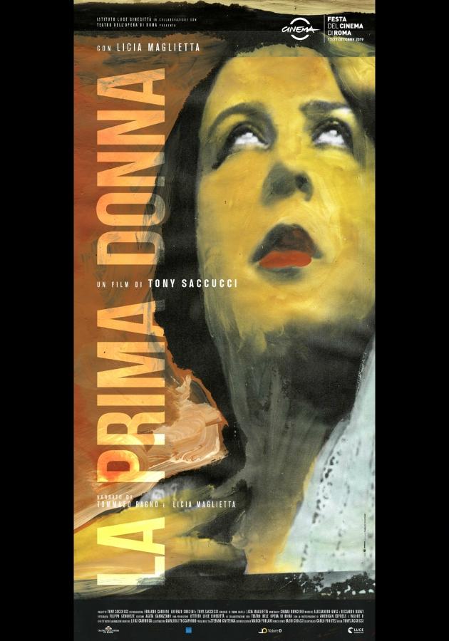 La prima donna (2019) Poster