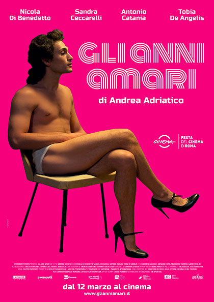 Gli anni amari (2019) Poster