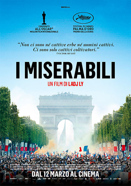 I Miserabili (2019) Poster
