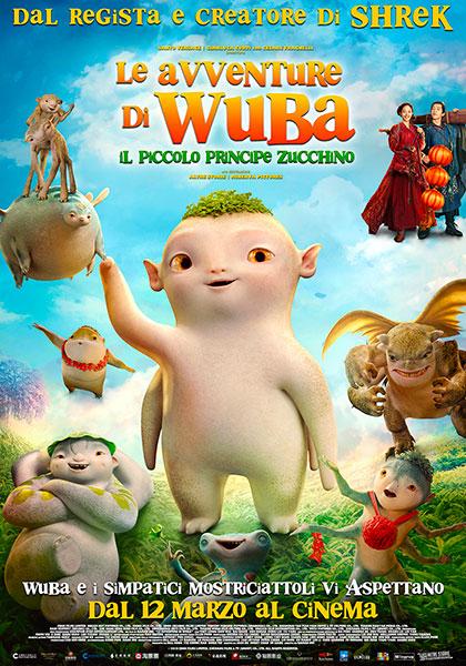 Le avventure di Wuba - Il piccolo principe zucchino (2018) Poster