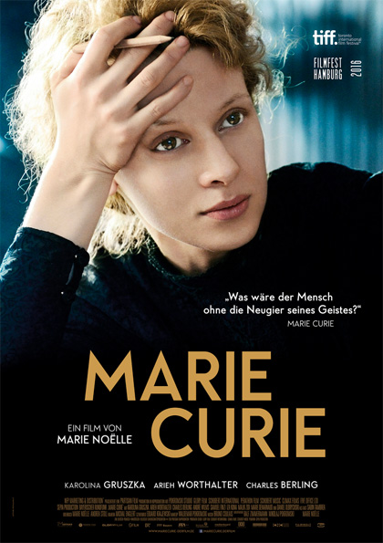 Marie Curie (2016) Poster