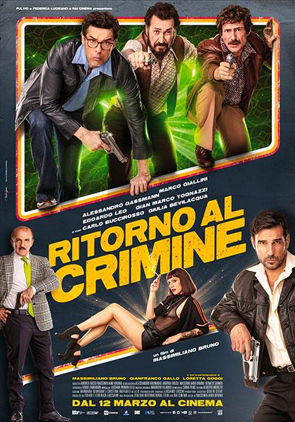 Ritorno al Crimine (2020) Poster