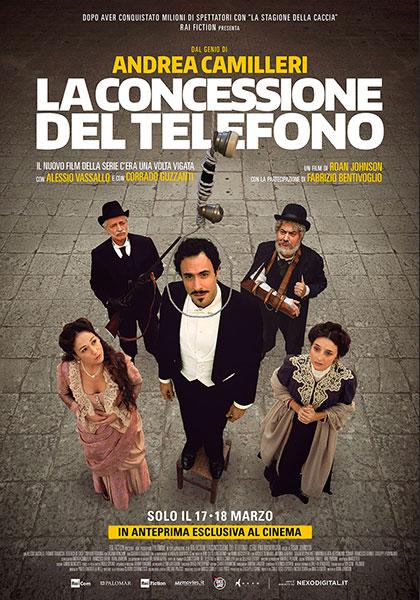 La concessione del telefono (2020) Poster