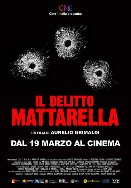 Il delitto Mattarella (2020) Poster