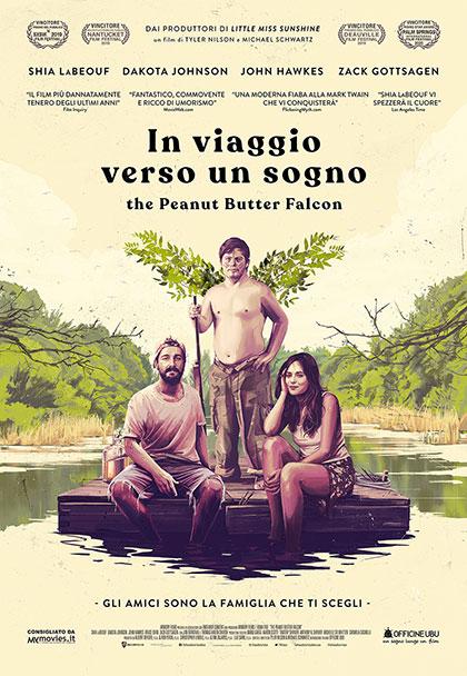 In Viaggio verso un Sogno - The Peanut Butter Falcon (2019) Poster