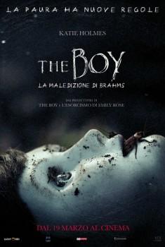 The Boy 2 - La maledizione di Brahms (2020) Poster