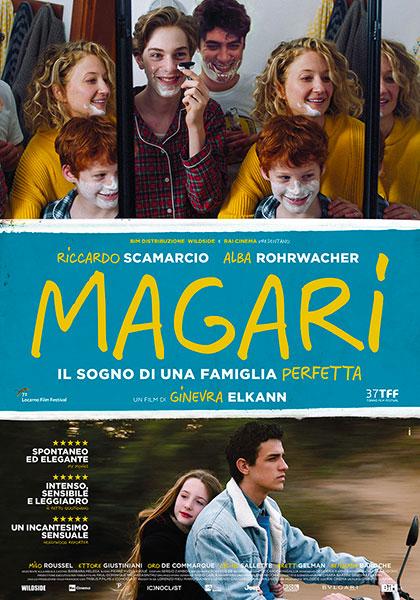 Magari (2019) Poster