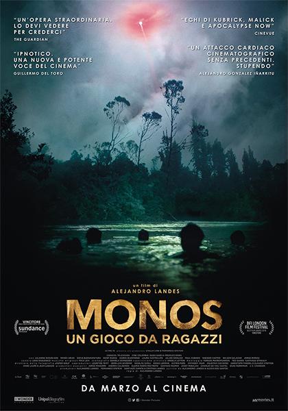 Monos - Un gioco da ragazzi (2019) Poster