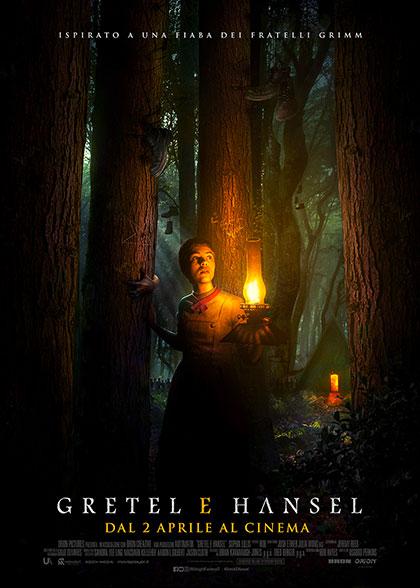 Gretel e Hansel (2020) Poster