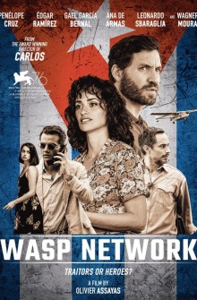 Wasp Network (2019) Poster