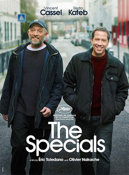 The Specials - Fuori dal comune (2019) Poster