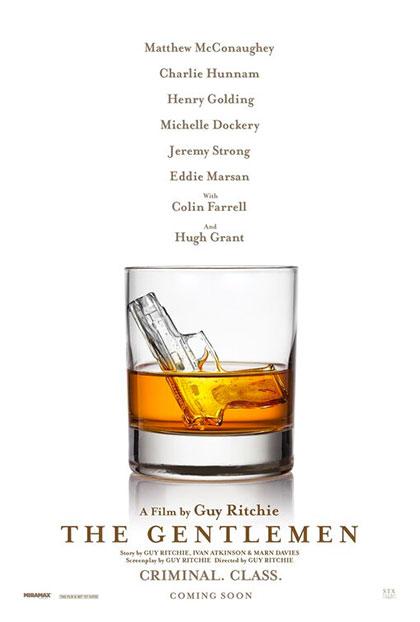 The Gentlemen (2020) Poster