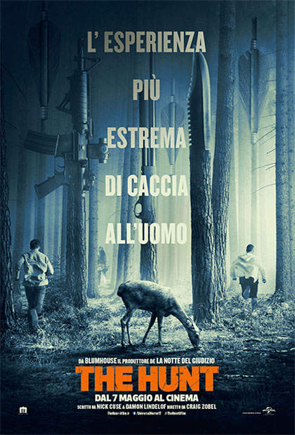 The Hunt (2019) Poster