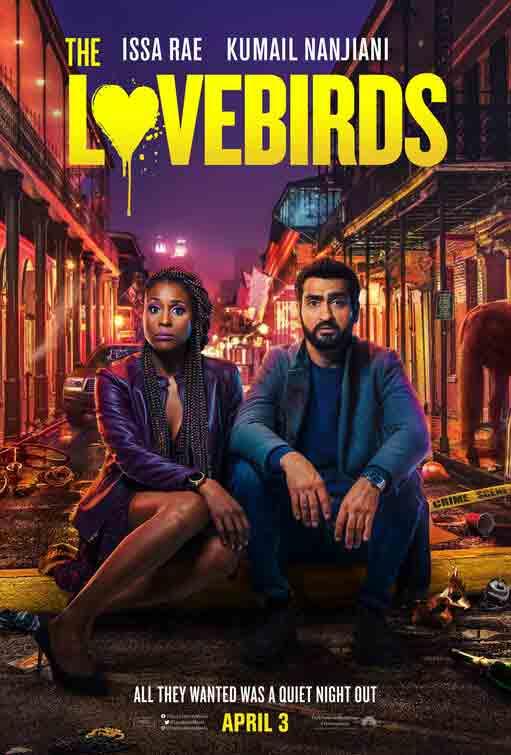 The Lovebirds (2020) Poster