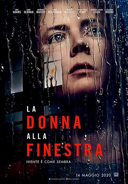 La donna alla finestra (2020) Poster